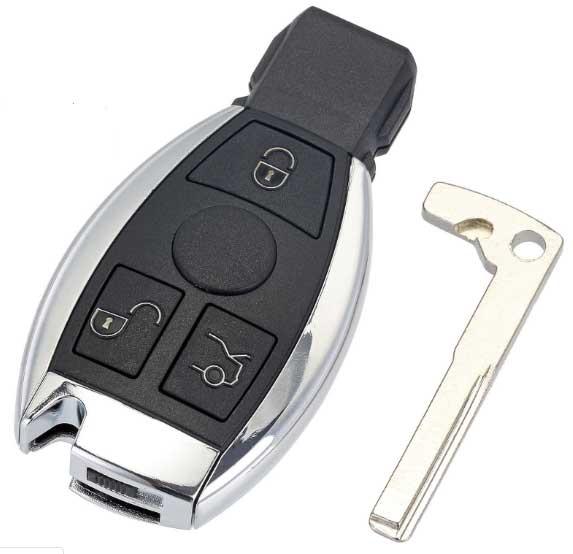 Chiave Mercedes classe A